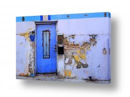 צילומים שוש אבן | דלת כחולה