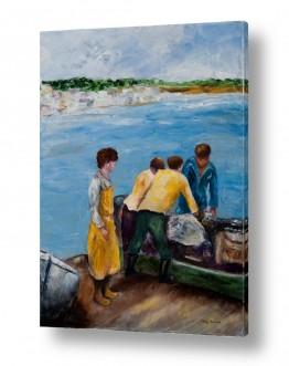 כלי שייט סירה | דייגים