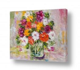 ציורים ציור | פרחים
