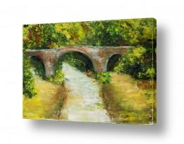אורבני גשר | גשר ישן