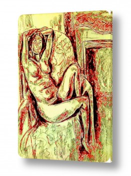 ציורים אמנות דיגיטלית | she