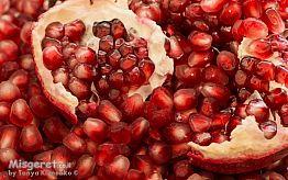 זרעי רימון בשל