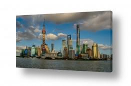 נוף עירוני בנינים | Shanghai