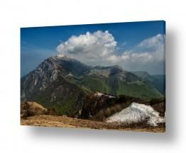אירופה איטליה | Italian Alp. Monte Baldo