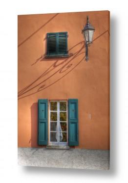 טבע דומם חלונות | פנס בודד