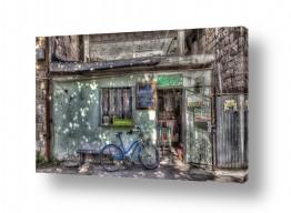 כלי רכב אופניים | המספרה הישנה