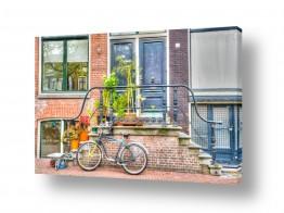כלי רכב אופניים | מדרכות אמסטרדם