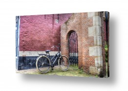 כלי רכב אופניים | שער נעול