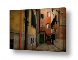 אירופה איטליה | סמטה ציורית
