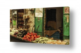 צילומים עירוני | צבעי השוק