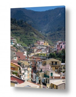 צילומים כפרי | כפר והר