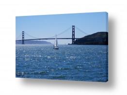 צילומים חופים וים | הגשר מזהב