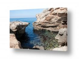 נוף חופים | בריכה טבעית