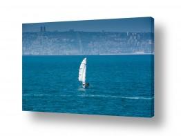 צילומים ספורט | חיפה- מבט מהים