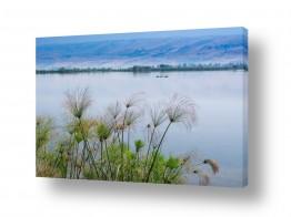 נוף הרים | אגם שליו