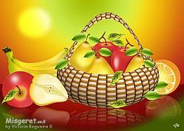 סל פירות