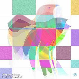 ציפורים בחלון