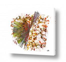ציורים ציורים אנרגטיים | שחרור