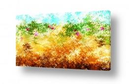 ציורים טבע דומם | אדמה פורייה