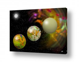 אסטרונומיה ירח | החלל שלי