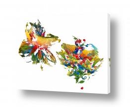 ציורים אמנות דיגיטלית | צבעים חיים