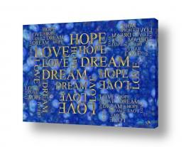 ציורים ויקטוריה רייגירה | LOVE HOPE DREAM