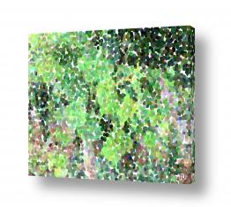 ציורים אמנות דיגיטלית | Pontillize