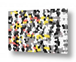 ציורים אבסטרקט | קסום