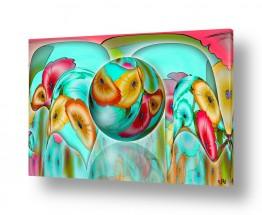 חדש באתר ציורים ואמנות דיגיטלית | Warp