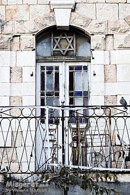 דלת ירושלמית