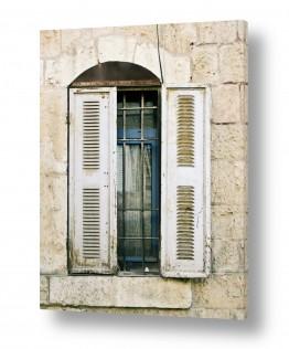 טבע דומם חלונות | תריסים לבנים