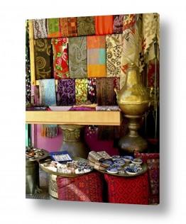 כפרי שוק | צבעים בשוק