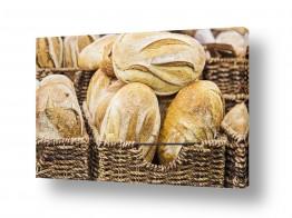 נוף עירוני שווקים | לחם כפרי