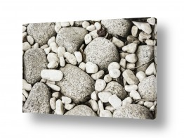 מיים חלוקי נחל | אבנים