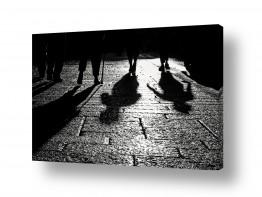 תמונות לפי נושאים אור | צלליות