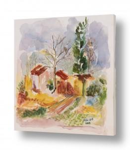 תמונות לפי נושאים עמק יזרעאל | בתים בעמק