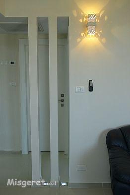 כניסה  לחדרים