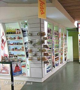 עמדת מוצרי בריאות