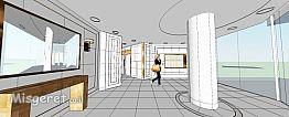 תכנון לעיצוב לובי - הד