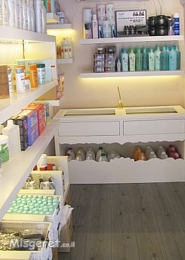 עיצוב חנות קטנה למוצרי