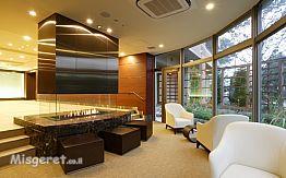 עיצוב לובי בניין מגורי