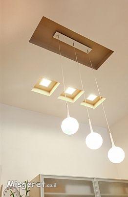 תאורה כחלק מהעיצוב