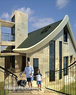 חזית בית פרטי בדניה חי